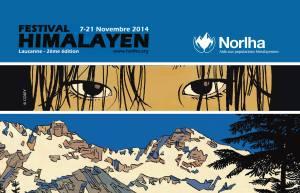 affiche festival himalayen Norlha